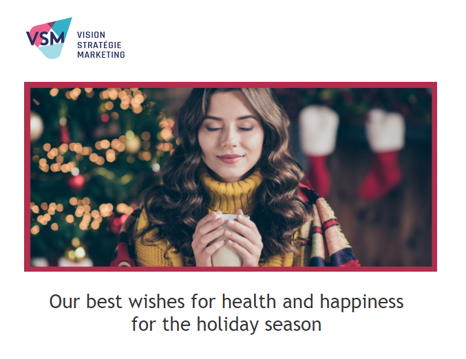 Happy Holidays from VSM
